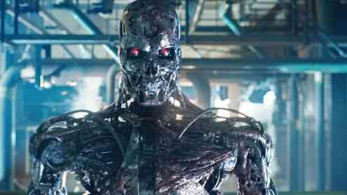 Behold ! Ze terminator gene himself !