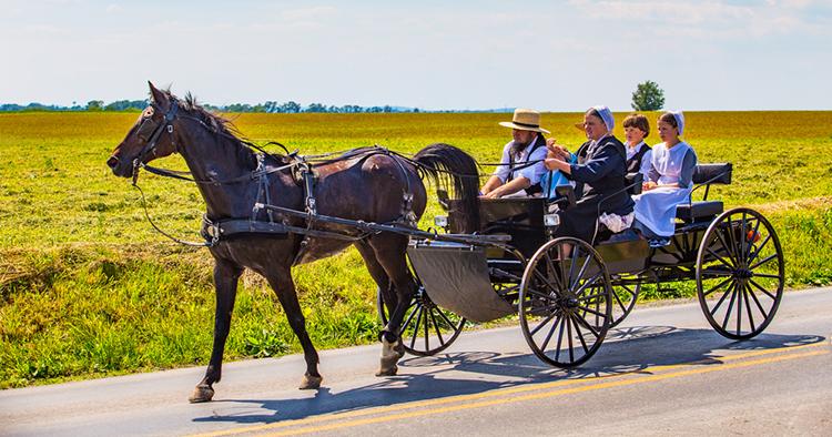 Les Amish, les vaccins et l'autisme